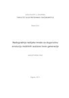 prikaz prve stranice dokumenta Nadogradnja radijske mreže za dugoročnu evoluciju mobilnih sustava treće generacije
