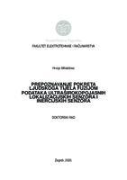 prikaz prve stranice dokumenta Prepoznavanje pokreta ljudskog tijela fuzijom podataka ultraširokopojasnih lokalizacijskih senzora i inercijskih senzora.
